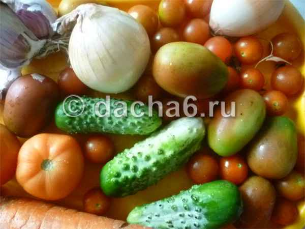 Когда и чем подкормить овощи таблица