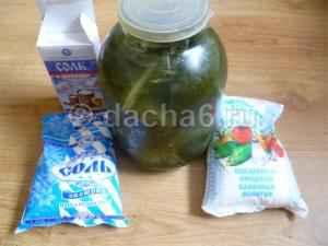 Какую соль лучше использовать для засолки огурцов