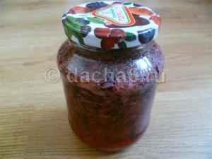 Варенье «Пятиминутка» из черной смородины: рецепт с фото