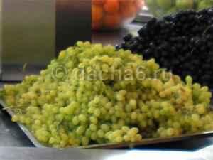 Вино из винограда в домашних условиях простой рецепт